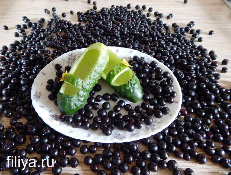 Композиции из овощей и фруктов