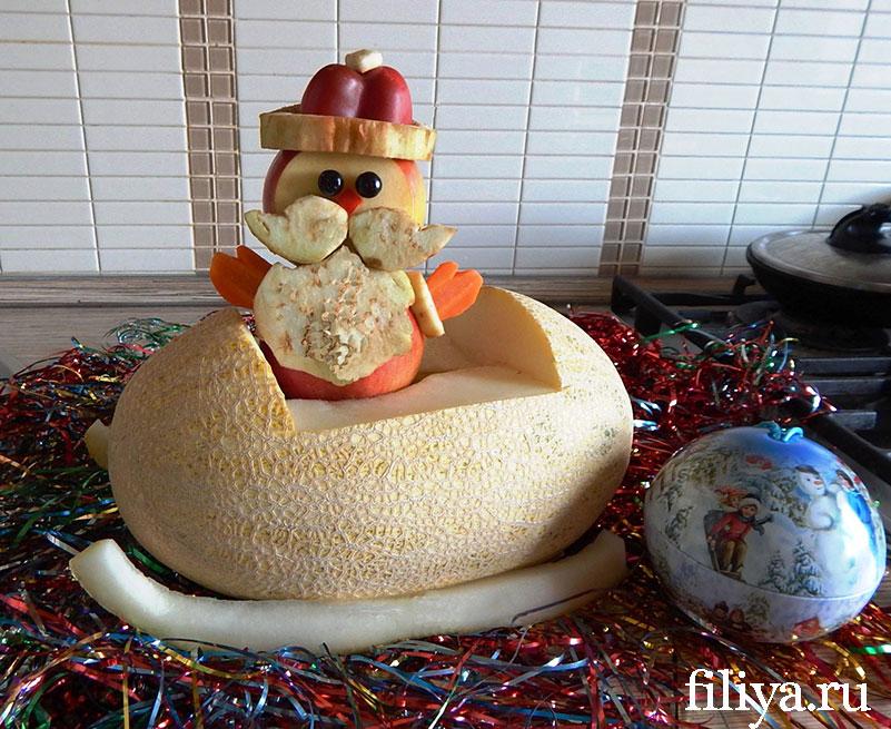ukrashenie-novogodnego-stola-foto